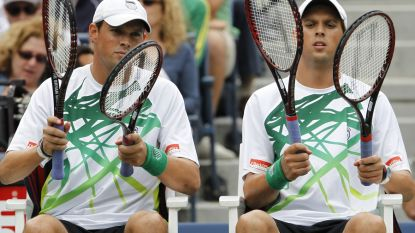 Legendarische tennistweelingen Bob en Mike Bryan stoppen na US Open 2020