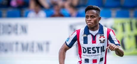 Diego Palacios trots terug in Tilburg: 'Tijd voor een derbyzege'