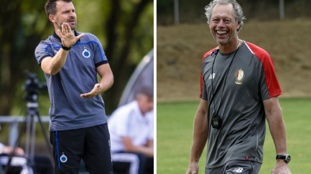 Leko versus Preud'homme vanavond in Supercup: de prelude van het nieuwe voetbalseizoen
