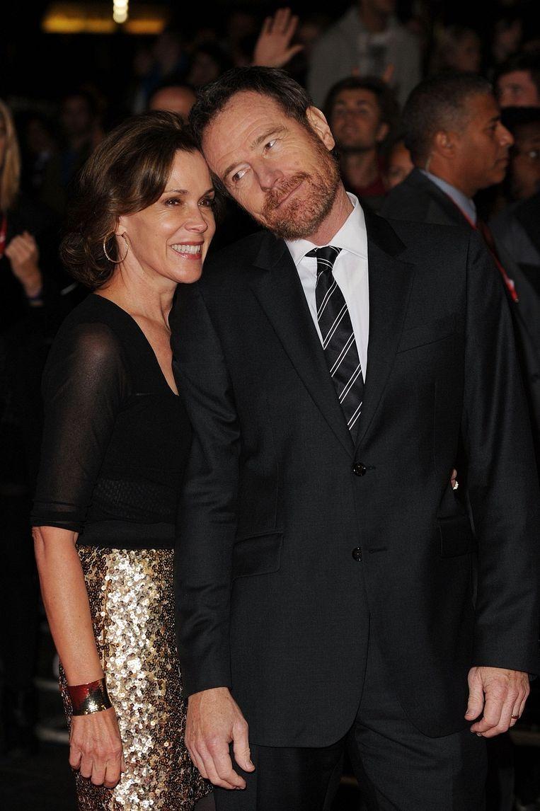 Bryan Cranston en echtgenote Robin Dearden