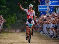 Van der Poel oppermachtig in koninginnenrit Belgian Mountainbike Challenge