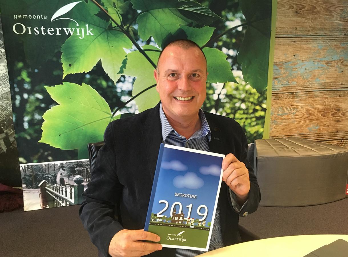 De Oisterwijkse gemeentebegroting van 2019 zag er nog tamelijk zonnig uit. Wethouder Dion Dankers heeft inmiddels grote zorgen.
