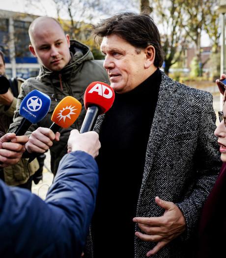 Hoger beroep begonnen, maar Frank Masmeijer blijft in zijn cel