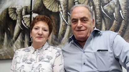 Marleen en Rafael vieren gouden jubileum