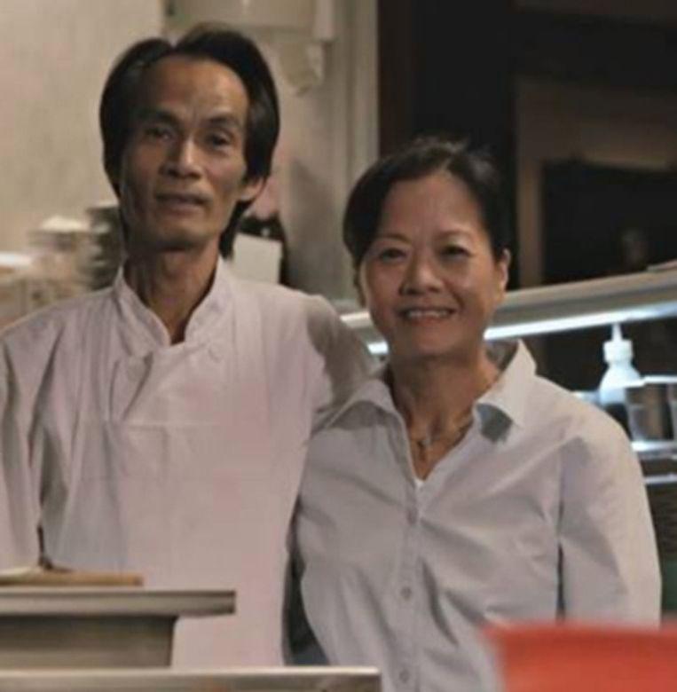 Popo Fan en Jenny Loh. Beeld -