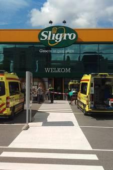 Personeel Sligro gehoord na overlijden winkeldief