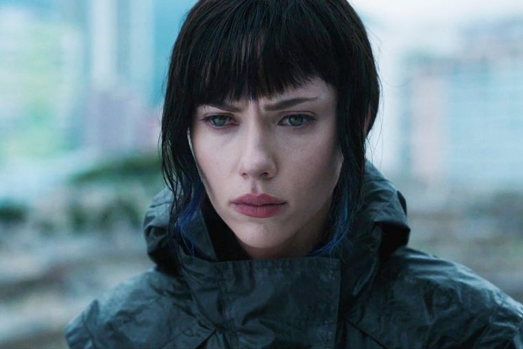 Scarlett Johansson Beeld -