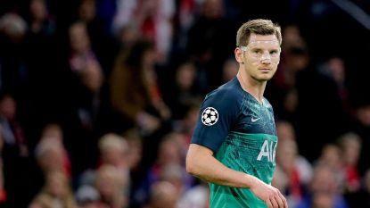 """VIDEO. Vertonghen raakt fit voor finale Champions League: """"Ik heb me nooit zorgen gemaakt"""""""