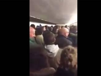 Fans zingen gebroederlijk Frans volkslied bij evacuatie