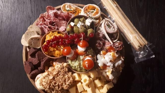 LEKKER LOKAAL: smullen van tapas- en dessertplank brasserie 't Withof