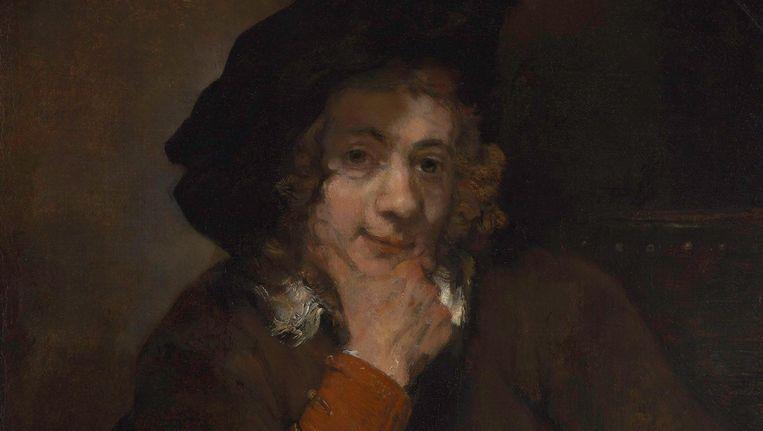 Klapstuk van een tentoonstelling in het Rembrandthuis is een portret van Rembrandts zoon Titus. Beeld The Baltimore Museum of Art