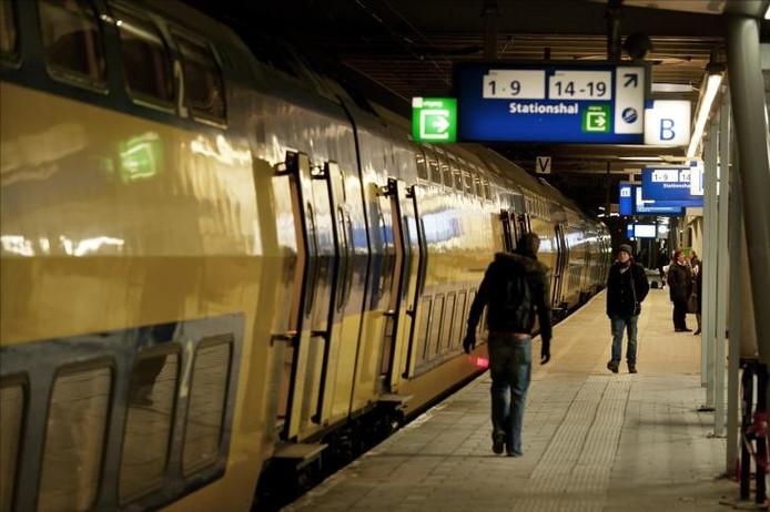 Een beperking van het Nachtnet is schadelijk voor het imago van Eindhoven.foto Erik van 't Woud/ANP