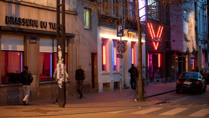 La rue d'Aerschot à Bruxelles.