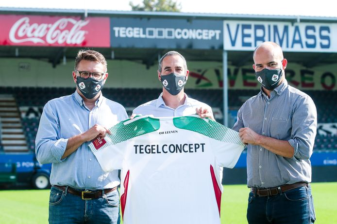 Tegel Concept wordt opnieuw partner van de jeugdopleiding van OHL.