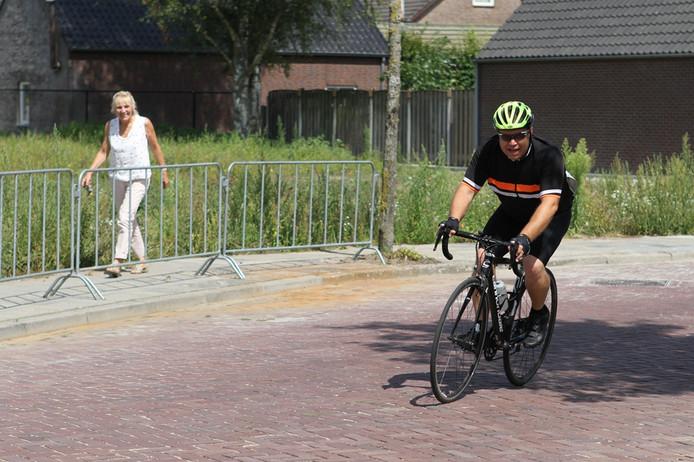 Eddy Boereboom nam deel aan de Kempencup Duizel
