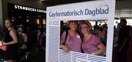 Roze Maandag:  Het Gayformatorisch Dagblad is een oproep tot acceptatie