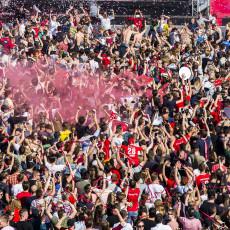 FC Twente terug in de eredivisie