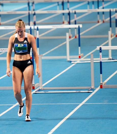 Blessure in de finale, Deventer Eefje Boons moet in wedstrijden op zoek naar het trainingsgevoel
