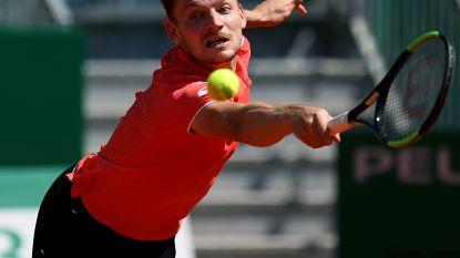 ATP Monte Carlo Goffin laat zwarte beest ontsnappen