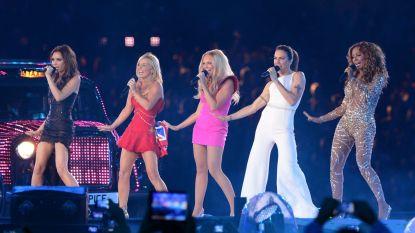 De Spice Girls komen dan toch weer samen, al is het maar voor even