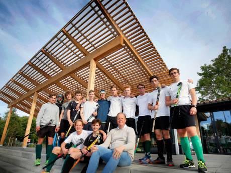 Hockeyvereniging Rapid blij met clubhuis in gloednieuw jasje