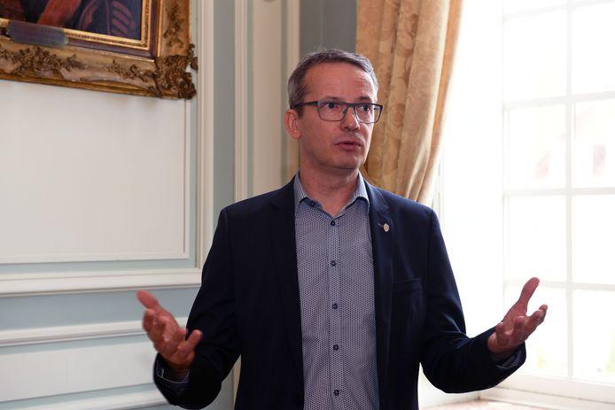 KU Leuven-rector Luc Sels.