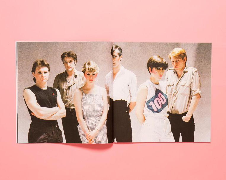The Human League in de jaren 80. Beeld Studio V