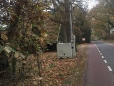 Utrechtse Heuvelrug gebruikte camera's voor onderzoek naar verkeersstromen