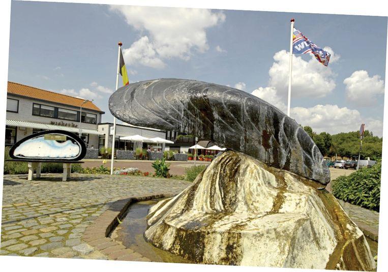 Het monument van Philippine Beeld