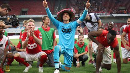 Standard en Gent serveren leuk kijkstuk, Preud'homme opent het nieuwe seizoen met knappe zege