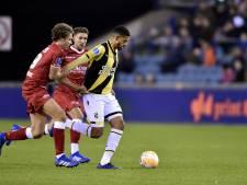 Vitesse spaart Clarke-Salter in beker voor clash met De Graafschap
