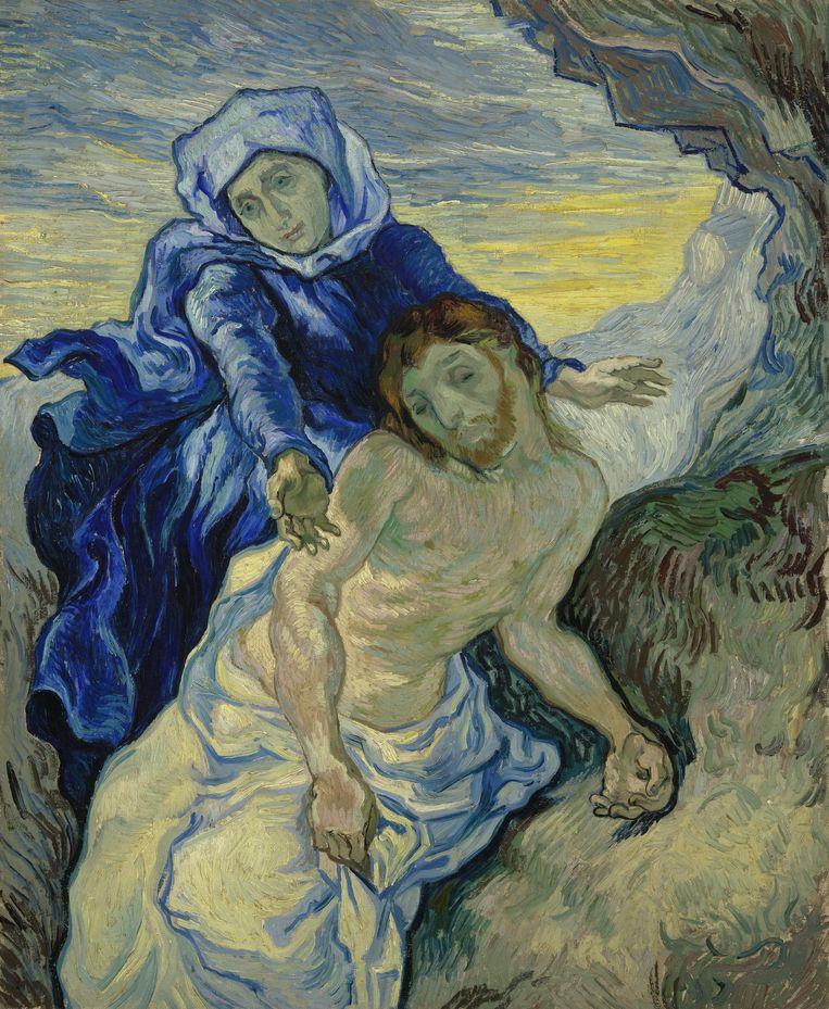 null Beeld Collectie van Gogh Museum