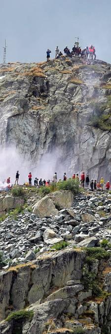 Alpe d'Huez in Critérium du Dauphiné
