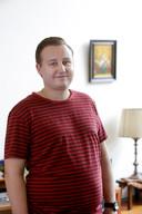 Keefer Sakko (26), verzorgende bij Valkenhof