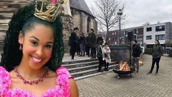 Vrienden, familie en fans nemen afscheid van Ketnetprinses Désirée Viola