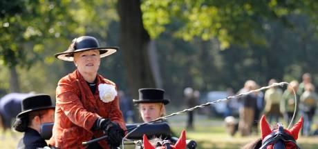 Haar precieze leeftijd wist niemand: Elly Bos-Visser was 'de koningin van Beekbergen'