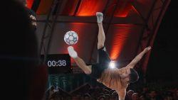Internationale balkunstenaars tonen wat ze kunnen op WK Freestyle Soccer
