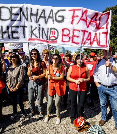 Zorgonderzoek: winst schokt VVD-fracties