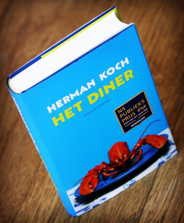 Het Diner van Herman Koch. Beeld anp
