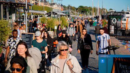 """""""Groepsimmuniteit? Niks van"""", zeggen Vlamingen in Zweden"""