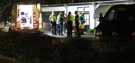 Man gewond na steekincident in Deurne