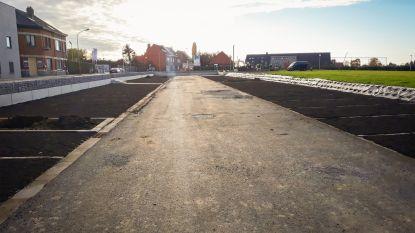 Parking Bosstraat afgesloten tijdens paasvakantie