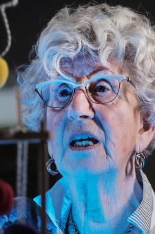 Kleuterjuf Ans (80) gaat nog maar even door vanwege griepgolf