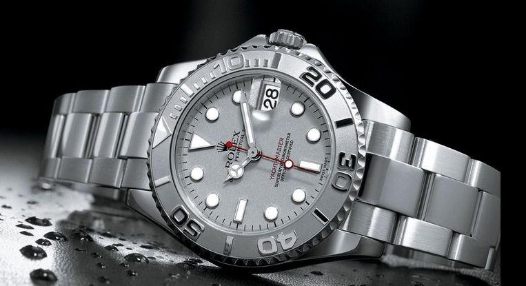Het Rolex-horloge was 31.000 euro waard.