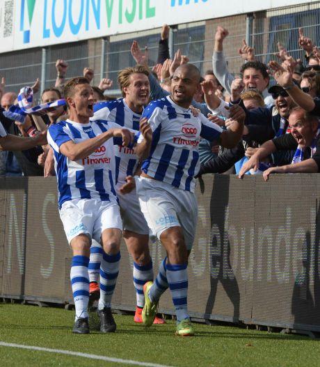 FC Lienden wist tot grote hoogte te klimmen, nu is het voorbij