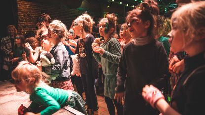 Jong geleerd is oud gedaan: kinderen uit de bol op 'Charlatan for Kids'