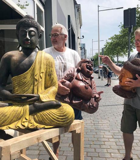 Gevangen door het geheim van Boeddha in Tilburg