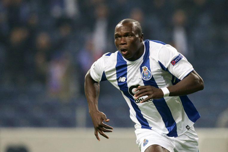 Aboubakar scoorde twee keer voor FC Porto tegen Monaco