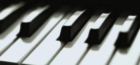 Concert op twee vleugels bij lustrumviering van Mozartkring