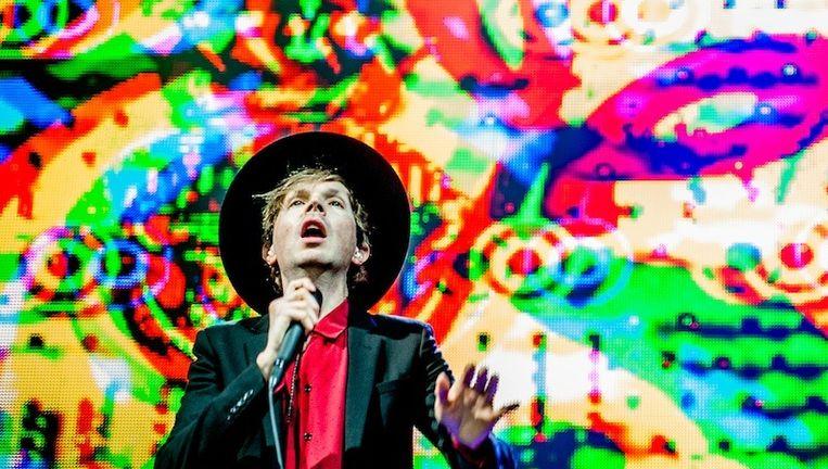 Beck in de Heineken Music Hall Beeld HMH